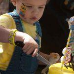 יומני הנסיך – חקירה צולבת במהלך יום הולדת שנתיים בגן